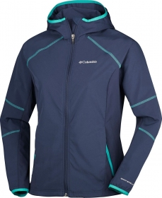 Kurtka damska Columbia Sweet As Softshell Hoody
