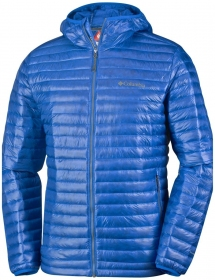 Kurtka męska Columbia Platinum Plus 740 TurboDown Hooded Jacket